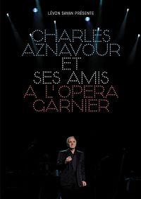 Cover Charles Aznavour et ses amis - À l'opéra Garnier [DVD]